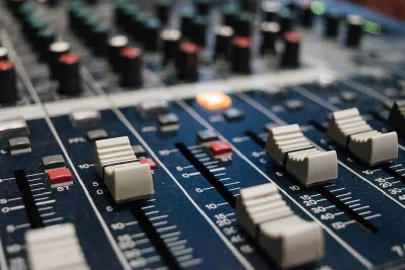 Musik- och ljudproduktion